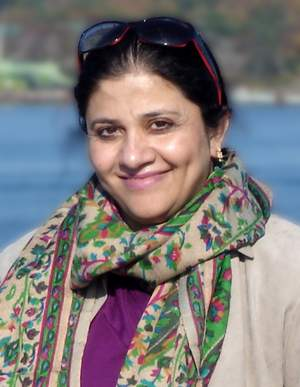 Photograph of Dr. Ritu Laiker